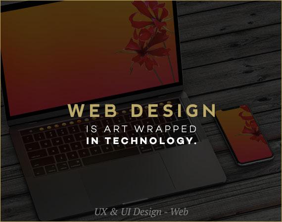 UX & UI Design – Web