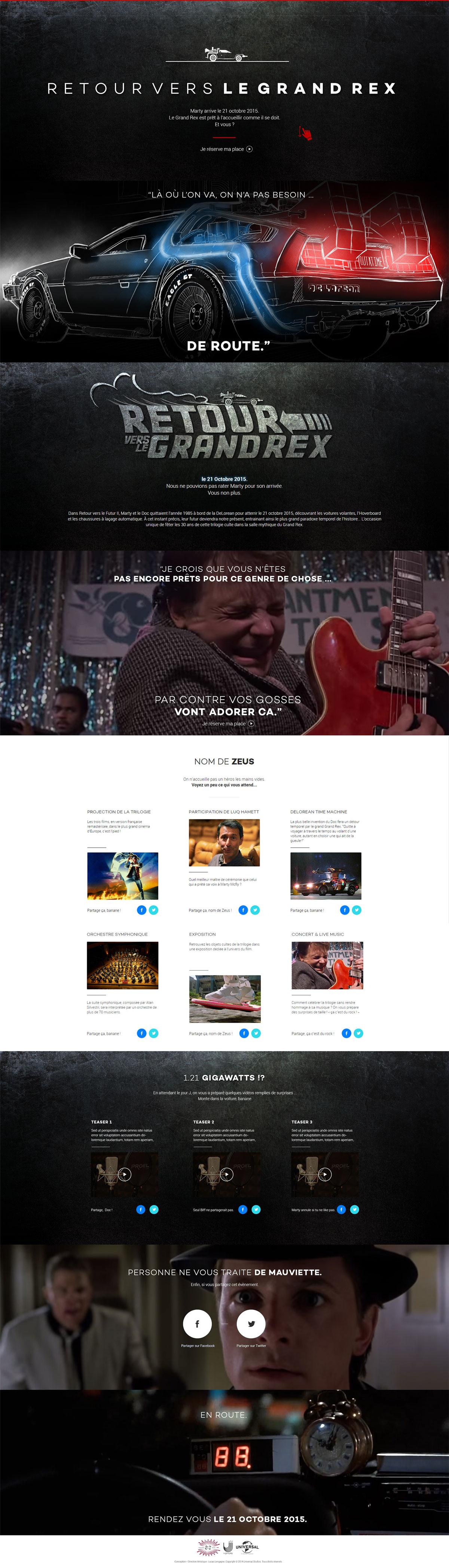 web-design-retour-vers-le-grand-rex-website